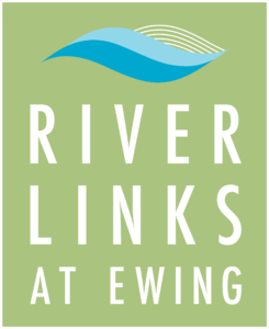 River Links logo. Clicking this will take you to the homepage.